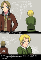 :.:Hetalia:.: Somebody That I Used To Know by LonesomeTimelord