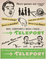 Teleport: the future of travel by Elliekin