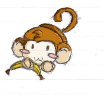 Monkey by CoLdFiRe-AnGeL