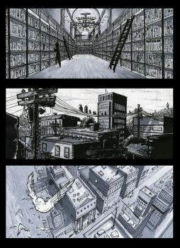 DRAW 106 - perspectives by wikkidwikkid