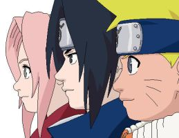 .:Team 7:. by FoxDemon12