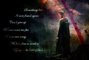 R.I.P. Andy Whitfield by LJ-Todd