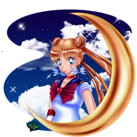 Sailor Moon Collectible by Vlossy