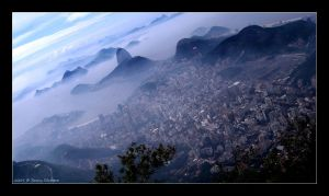 Cloudy Rio by bsilvestre