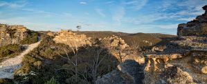 The Lost City Panorama by FireflyPhotosAust