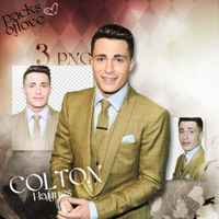 Colton haynes Png Pack (19) by IremSezen