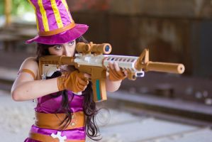 LoL Caitlyn 5 by jlechuga