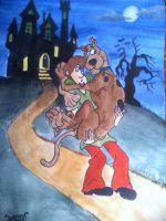 Scooby Doo by DanloS