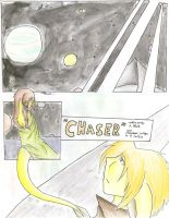 'Chaser' Page 1 by SirIsaac