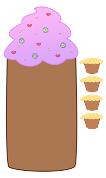Yummy Journal Skin by quirkypink