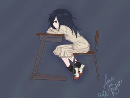 It's Not My Fault That I'm Not Popular! by Sayumi-Reina