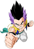 Gotenks by maffo1989
