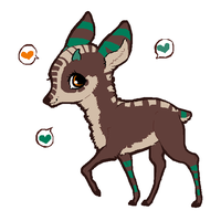 Deer Adoption 1 by Adopts-R-Us