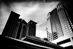 Buildings by oIronsighto