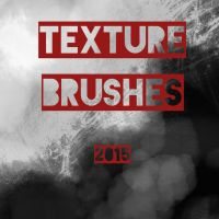 TextureBrushes2015-StefanWacker by CharcoalDiver