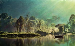 misty morning situgunung by nooreva