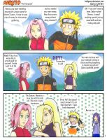 Naruto - The Temp Job, pg.1 by HolliGenet