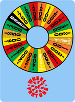Australian WOF home game spinner concept by wheelgenius