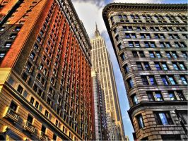 NYC-HDR by digitalminded