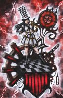 Alice Hatter style by Marduk44