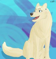 Draw me as a wolf by Balksy