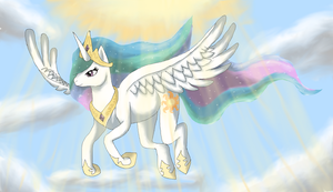 .::Guardian of the Sun::. by SkyBlueArts