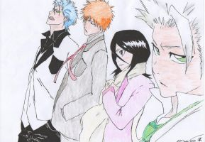 Bleach by Bambily
