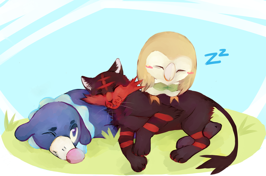 Catching some zz's by HeadphoneHijack