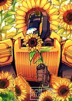 TF: Sunflower by c0ralus