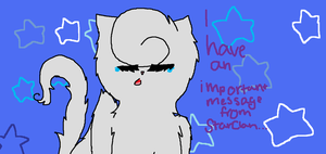 Featherwing's Starclan Message by solluxocaptor