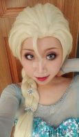 elsa make up by michivvya