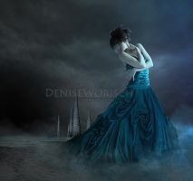 Rhapsody in Blue by DeniseWorisch