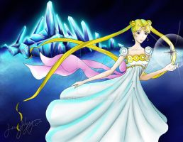 Princess Serenity by Hermsi