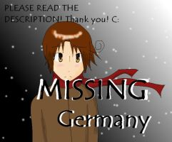 MISSING germany by Devilish-Mango