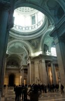 Le Pantheon, Paris 2 by rqp