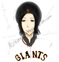 Tim Lincecum 2 by YummeuhMangoes