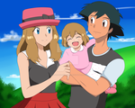 CM : Amourshipping by TrainerAshandRed35