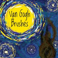 Van Gogh Photoshop Brushes by merrypranxter