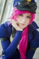 Vi-League of Legends (Skin) by Hoteshi