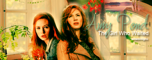 Amy Pond - The Girl Who Waited by feel-inspired