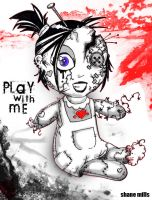 Play With Me v2.0 by shane-mills