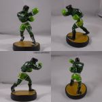 Little Mac Wire Frame by ChibiSilverWings