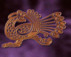 Celtic Copper by indriojan