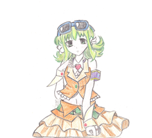 Gumi by TheShadow101