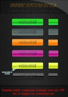 Sweet button style by XvideokidX