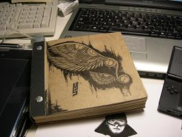 my personal book by madd-sketch