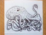 Octopus by Kusmeroglu