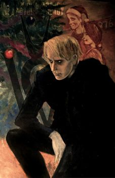 Wesker New Year 1976 by pavel-bulgakov