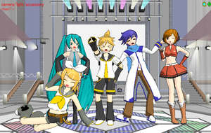 MMD- VOCALOID: THE MUSICAL by rainbowmonkey9