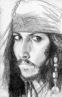 Jack Sparrow Redone by peace